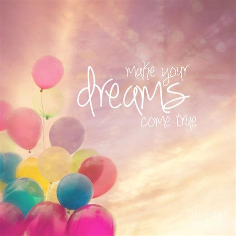 Dreams Come True ruminations and deliberations journey to my