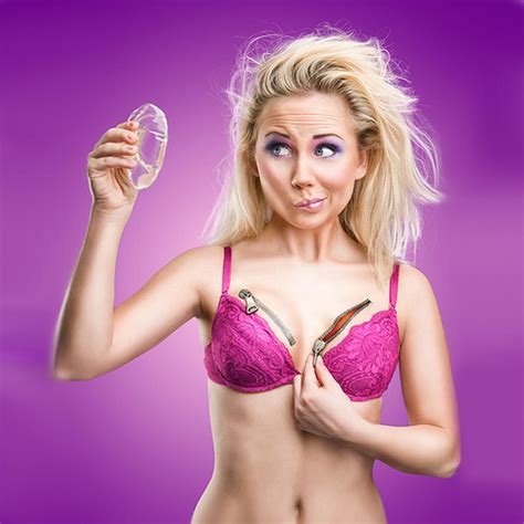 With The Breast Implants by Breast Implants A Addicted