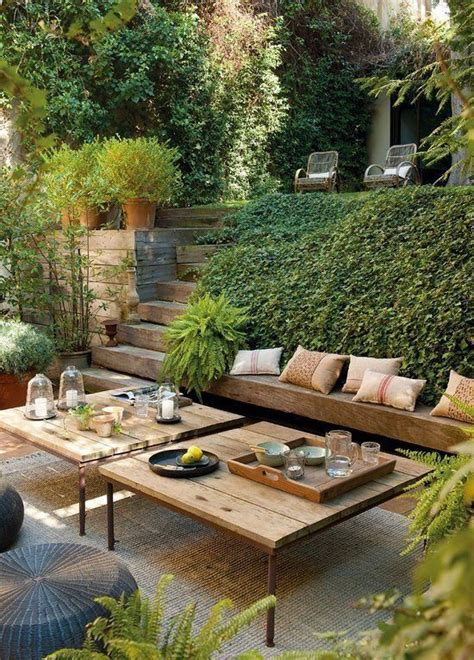 best backyards best 25 sloped backyard ideas on pinterest sloping