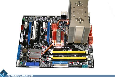 how to update bios asus p5n t deluxe asus p5n t deluxe 780i motherboard test setup and
