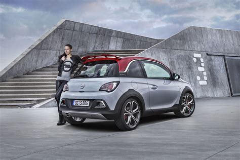 opel prices adam rocks s from 19 990 in germany