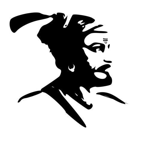 Shivaji Tattoo Png   clipart chatrapati shivaji maharaj