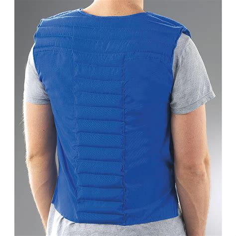 therapy vests in 2 thermavest heat therapy vests 150141 back joint care at sportsman s guide