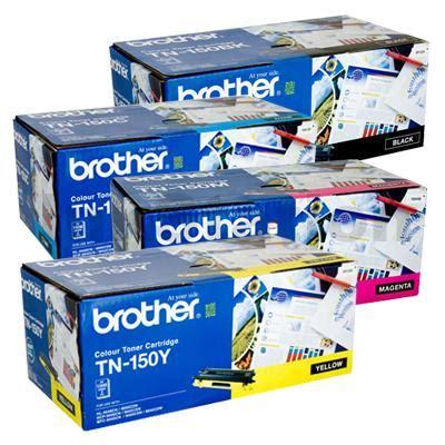 Tn 150c Cyan tn 150 dr 150 toner cartridges printer cartridges inkstation