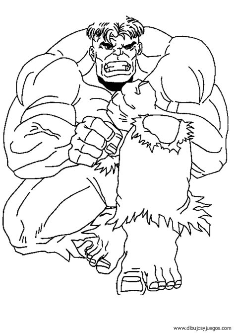 dibujos para pintar hulk dibujos de hulk 039 dibujos y juegos para pintar y colorear