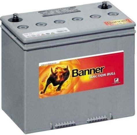Mobile Motorradsuche by Banner Bull 12v 120ah Db 120 Traktionsbatterie
