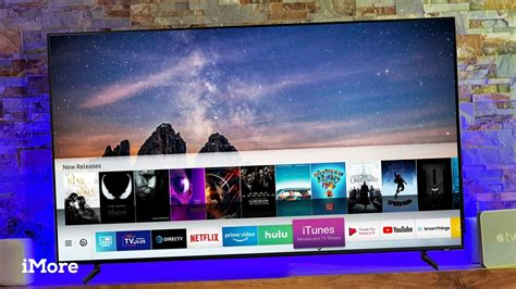 Samsung 2019 Tv by Airplay 2 And Homekit For Smart Tvs Everything You Need To Imore