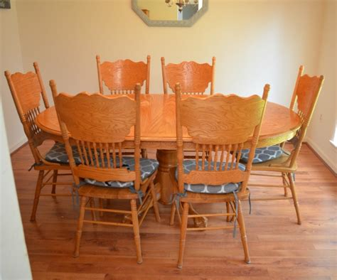 Painted Dining Room Set | painted dining room set