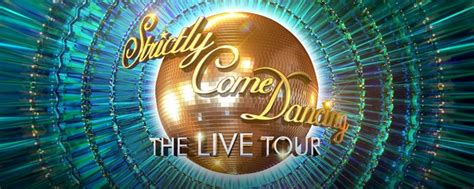 strictly  dancing     manchester arena