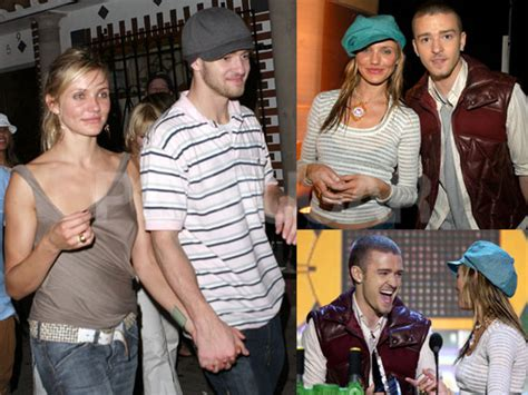 Did Cameron Diaz Flip Out On Justin Timberlake by Photos Of Justin Timberlake And Cameron Diaz At The 2003