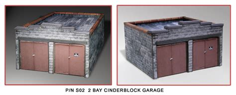 Block Garage Cost by Clever Models Paper Models For The 21st Century Disc