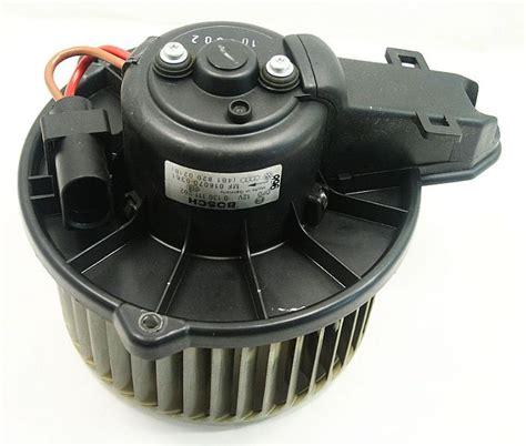 heat fan motor heater blower motor fan audi a6 s6 rs6 c5 allroad