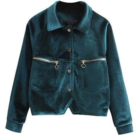 Letter Embroidered Jacket best 25 velvet jacket ideas on velvet blazer