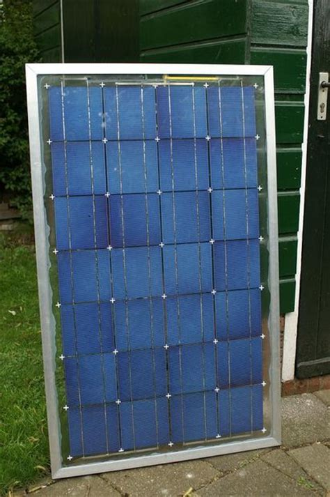 diy solar project how to get cheap solar power