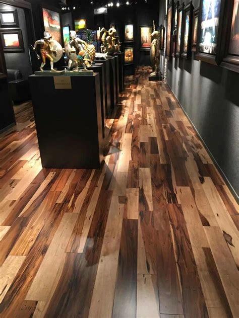 brazilian macchiato pecan hardwood flooring prefinished