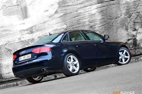 Audi A4 1 8 Tfsi Quattro audi a4 1 8 tfsi quattro photos and comments www