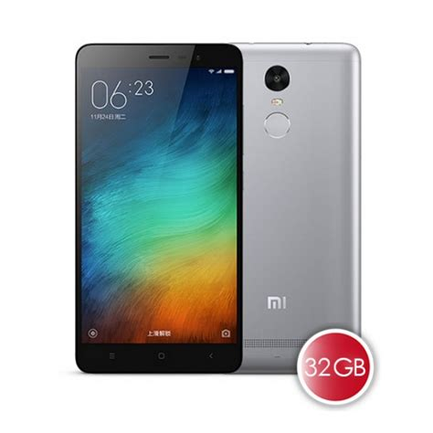 Xiaomi Redmi Note 3 Pro Ram 3gb Rom 32gb Grey New 1 Tahun buy xiaomi redmi note 3 3gb ram 32gb rom gray redmi note 3 price