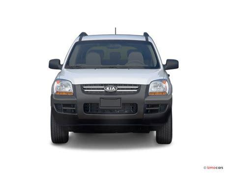 2007 Kia Sportage Tire Size 2007 Kia Sportage Interior U S News World Report
