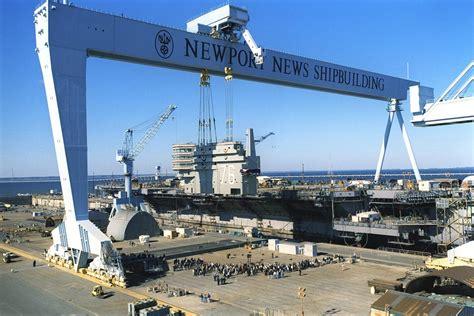 news va newport news shipyard cites progress on carrier kennedy