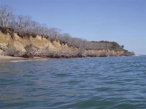 Chappaquiddick Wasque Martha S Vineyard Erosion Wasque Is Coastlinesproject