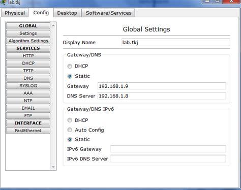 cara membuat jaringan lan sederhana beserta gambarnya cara membuat jaringan lan menggunakan cisco paket tracer