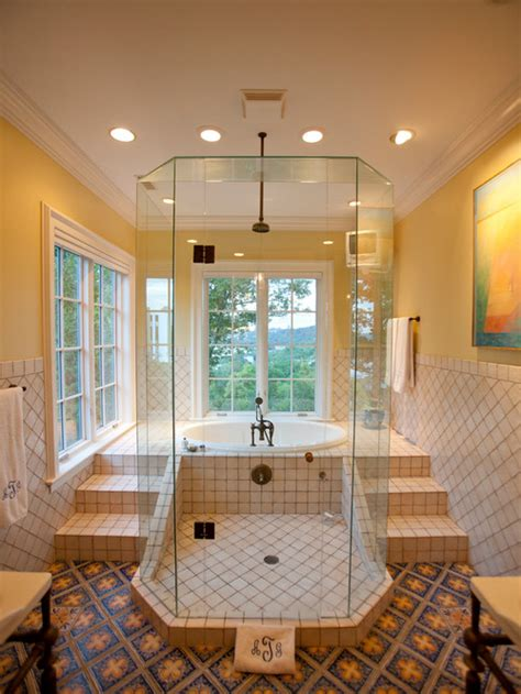 Ideas For Master Bathrooms Master Bath Idea Home Design Ideas Pictures Remodel And