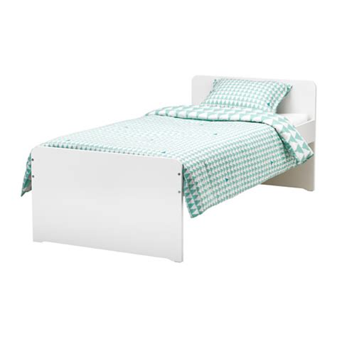 Sl 196 Kt Bed Frame With Slatted Bed Base Ikea Bed Frame With Slatted Bed Base