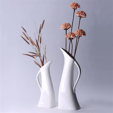 Large Floor Vases With Flowers by Minimalist Abstract Peacock Vases Floor Vase Large