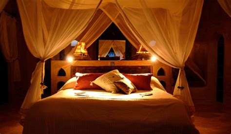romantic bedroom sex matemwe retreat perfect africa