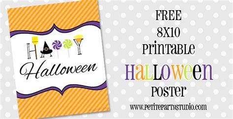 printable free poster maker happy halloween free printable poster make do studio