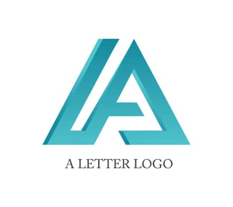 Letter With Logo U A Letter Logo Psd Design Alphabet Logos Vector Logos Free List Of