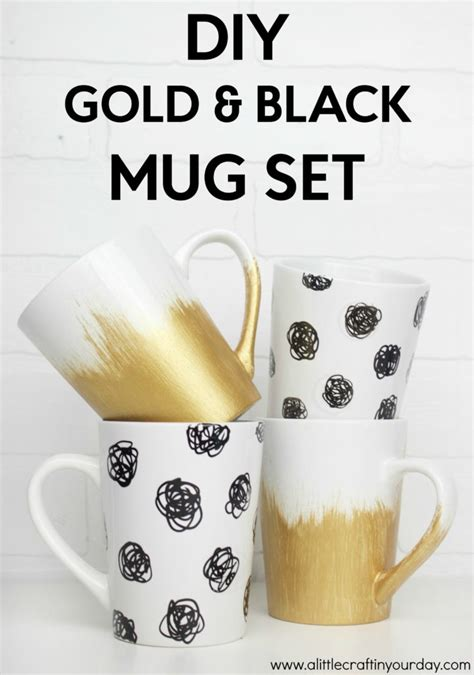 Starbucks Tumbler 2016 Edition Goldblackwhite diy black gold mug set a craft in your day