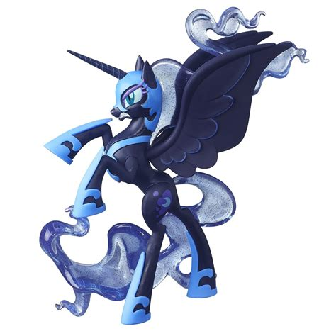 my pony guardians of fan series discord figure goh nightmare moon and celestia up for pre order on amazon