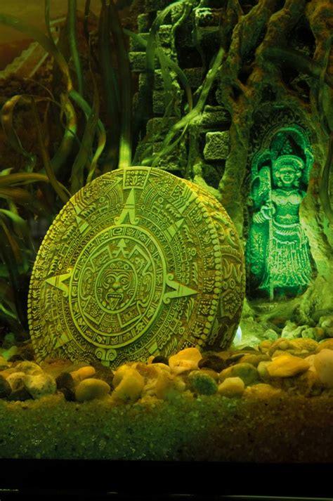World Of Wonders Home Decor by Lost Civilizations World Decorazioni Acquari Hydor