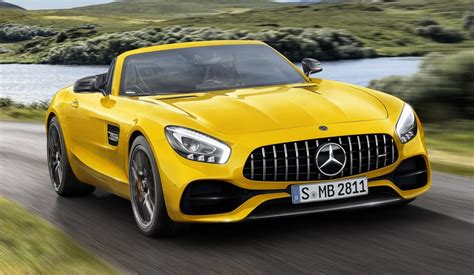mercedes amg gt 2019 official 2019 mercedes amg gt s roadster