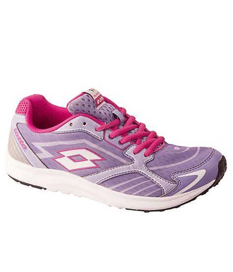 lotto purple sport shoes price in india buy lotto purple