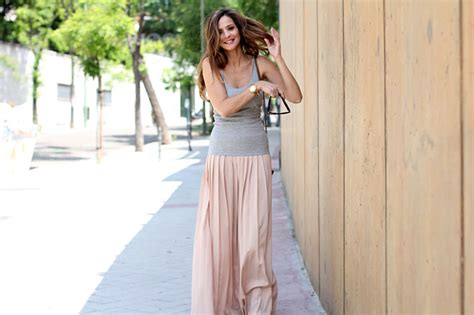 looks stylish traditions to addict maxi skirts in winter 2014 2015 nude maxi skirt looks lady addict