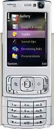 Nokia N95 Gets More Desirable With Diamonds by Retro 2006 Mobile Gazette Mobile Phone News
