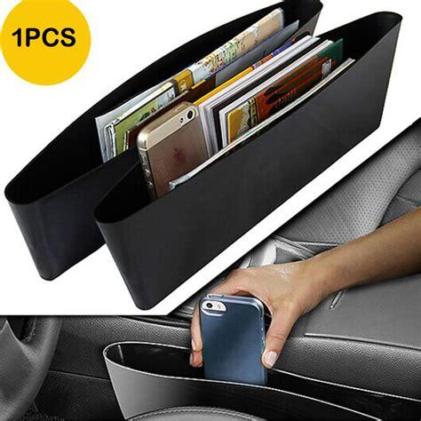 Auto Car Organizer Hmb016 aliexpress buy 1pcs auto car seat gap pocket catcher organizer leak proof storage box