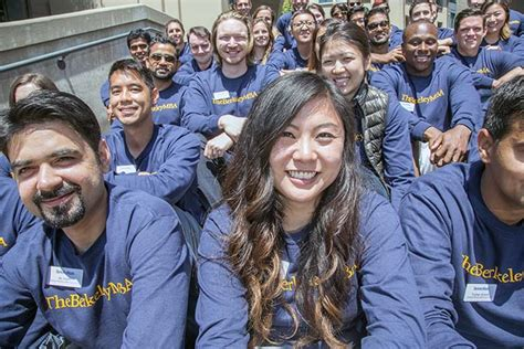 Mba At Berkeley by Part Time Mba Students From Everywhere Going All Kinds
