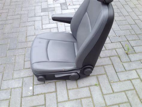 lederen stoelen vito comfortstoelen vito w639 kunstleer oriongrau