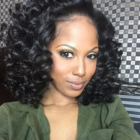 perm rods on weave how pretty is this perm rod set au naturale pinterest