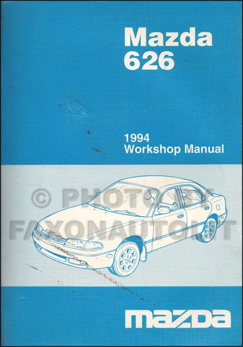 mazda 626 wiring diagram service manual wiring diagram