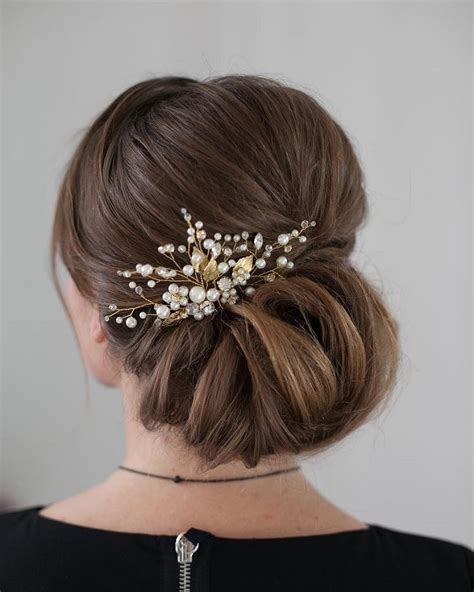 Wedding Hair Updos Medium Lengths by 25 Best Ideas About Medium Wedding Hairstyles On