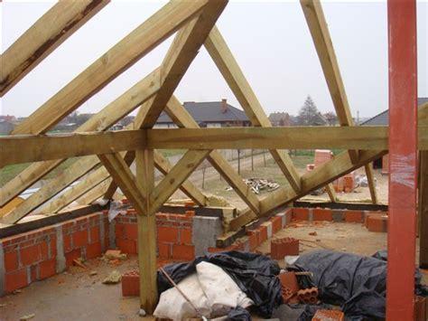 dak constructie de dakconstructie het bouwen van het dak