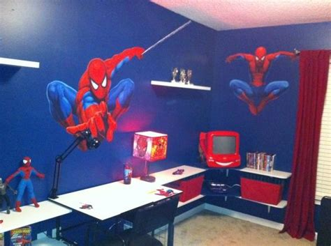 spiderman wallpaper for bedroom spider man wallpaper for your room wallpapersafari