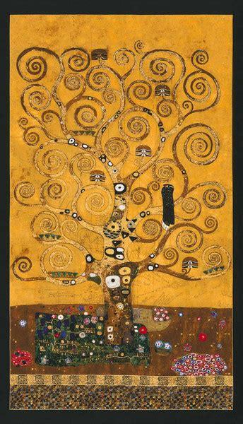 tree  life    panel  gustav klimt  robert