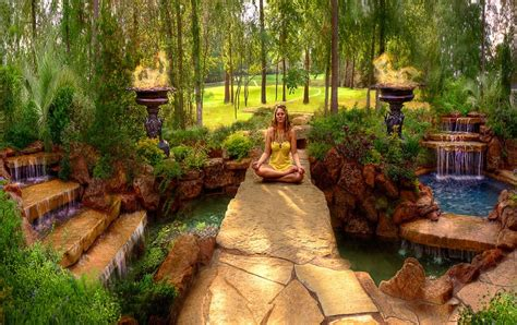 Houston Garden And Patio Backyard Paradise 30 Spectacular Natural Pools That Will