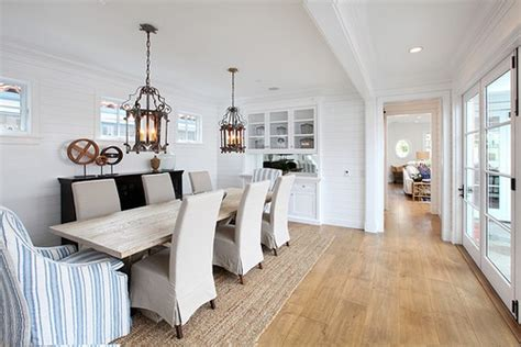 white dining room setzt formelle blackband design lido island htons style dining room