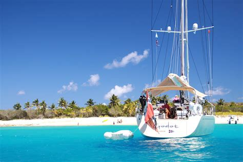 go sailing around antigua the main island in the